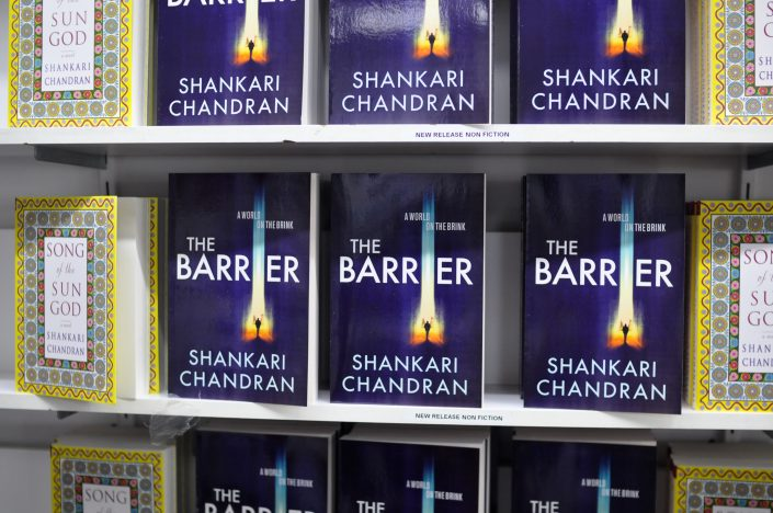 The Barrier, by Shankari Chandran