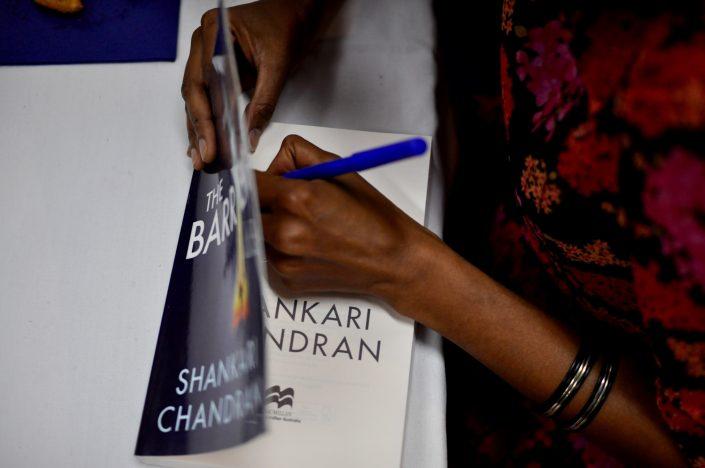 The Barrier, by Shankari Chandran